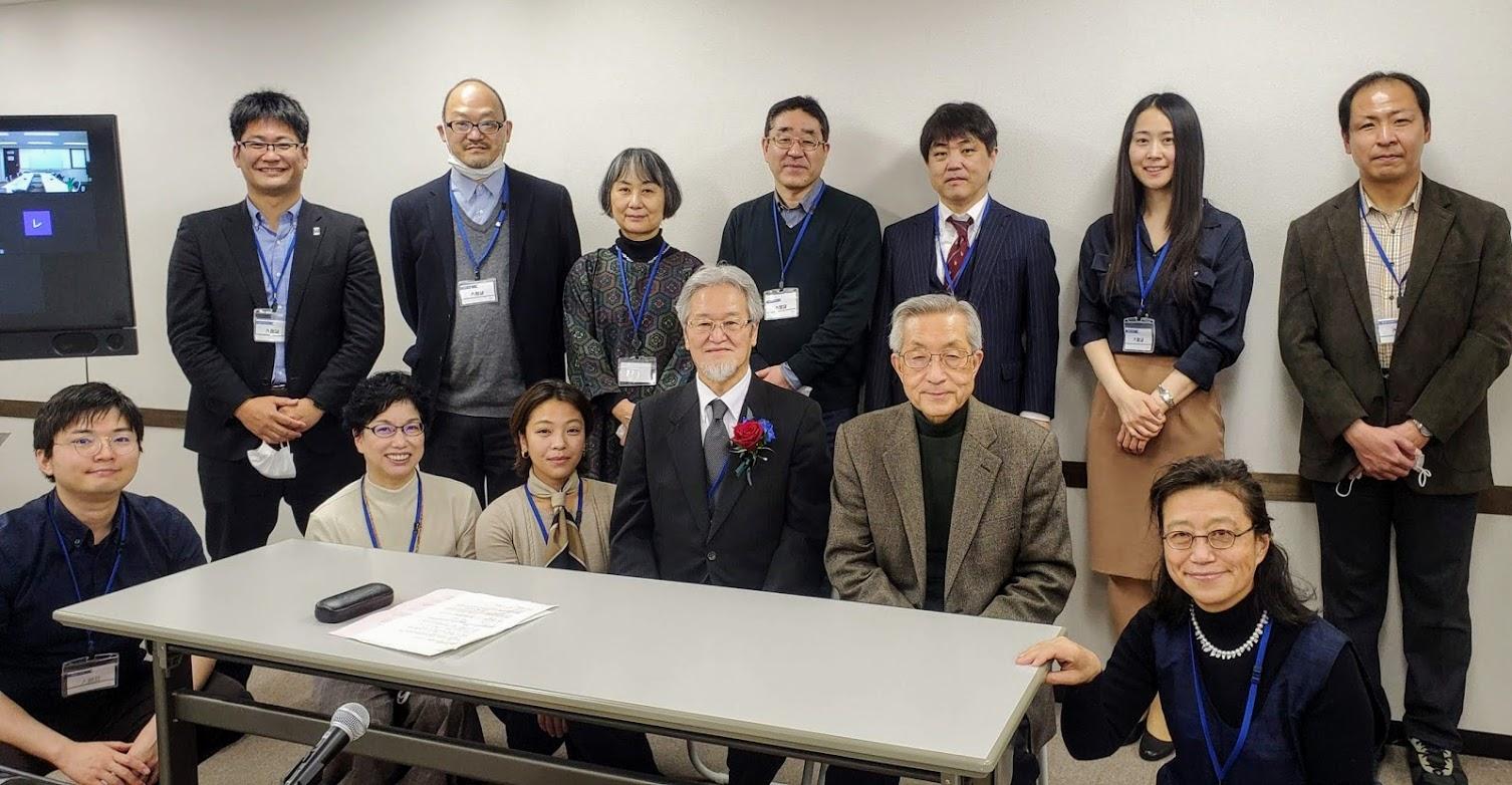 柳沢先生の最終講義記録(2021.3.28開催、データ掲載)