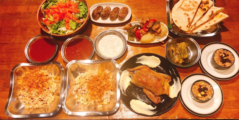超レア!日本のエジプト料理店